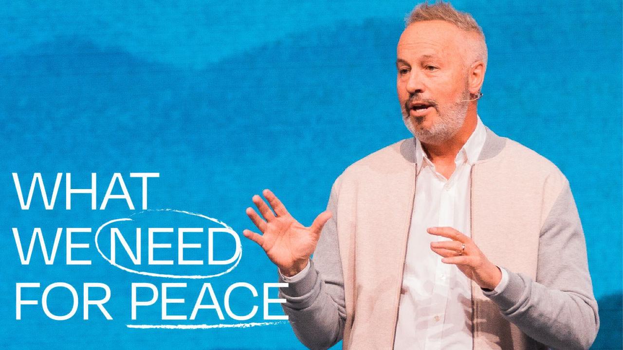Peace: Living, Keeping, & Making